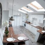open plan kitchen conversion